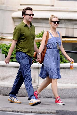 Olivia Wilde out in New York City on May 13, 2012