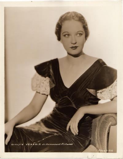 Evelyn Venable