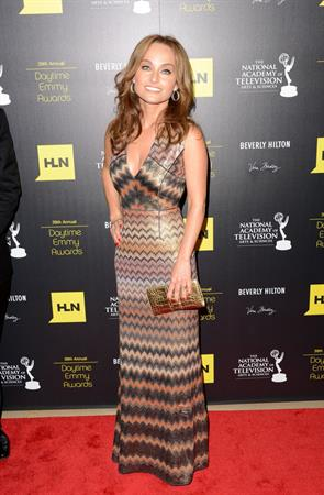 Giada De Laurentiis - 39th Annual Daytime Emmy Awards in Beverly Hills (June 23, 2012)
