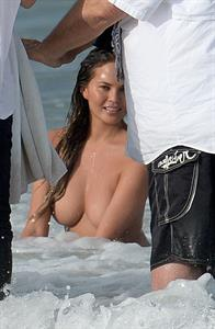 Chrissy Teigen - breasts