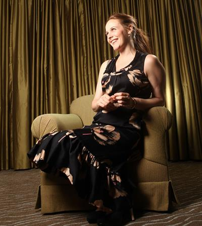 Alicia Silverstone tiff portraits by Carlo Allegri on September 13, 2011