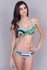 Leeanna Vamp in a bikini