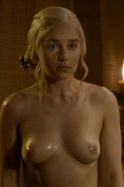 Emilia Clarke - breasts