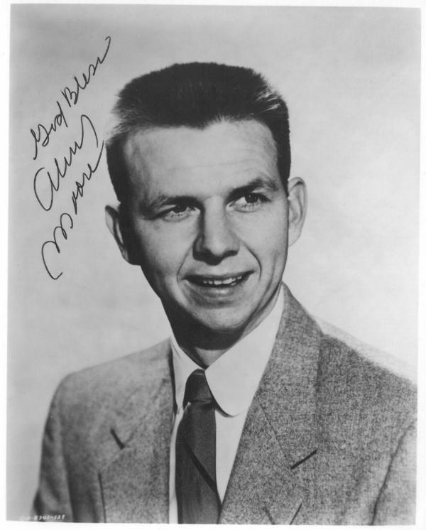 Alvy Moore