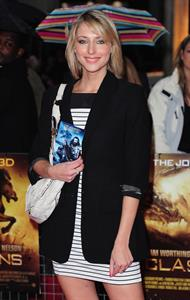 Ali Bastian World Premiere of Clash of the Titans in London on March 29, 2010
