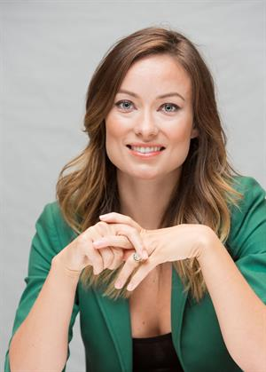 Olivia Wilde at the  Rush  Press Conference at the Park Hyatt Hotel in Toronto - September 7, 2013