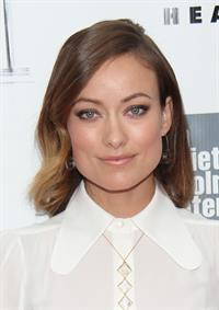 Olivia Wilde -  Her  Closing Night Gala 10/12/13
