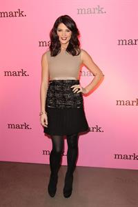 Ashley Greene Inside the Mark Studio at the Glass Houses in New York City on November 11, 2011