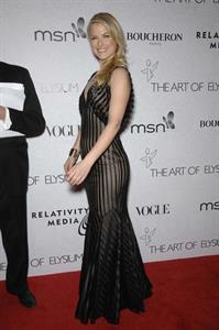 Ali Larter attending the 3rd annual Art of Elysium Heaven Gala  on January 16, 2010