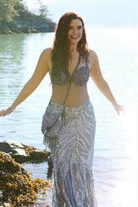 Joanna Garcia in a bikini