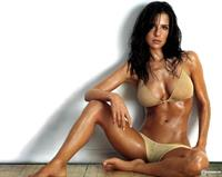 Kelly Monaco in lingerie