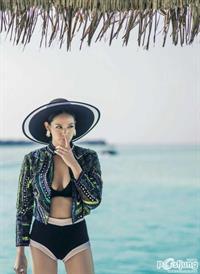 Siraphan Wattanajinda in a bikini