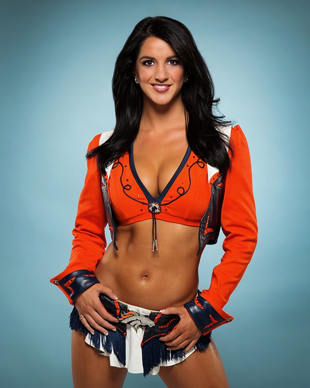 2015 Denver Broncos Cheerleaders