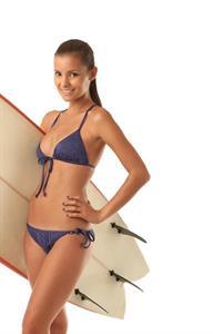Paris Nichole in a bikini