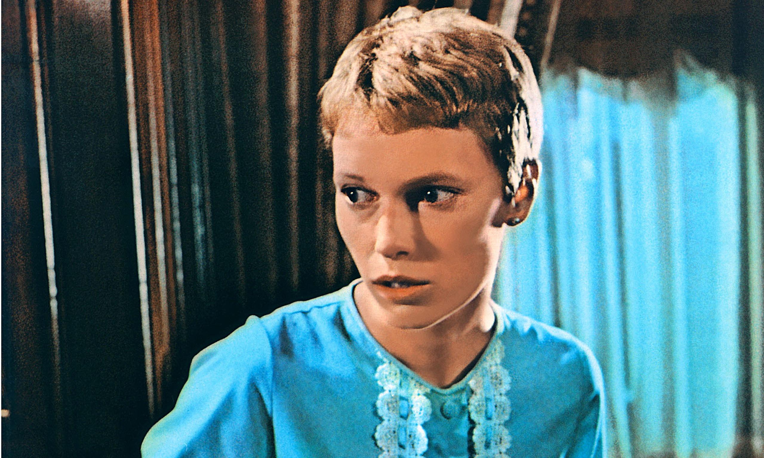 Mia Farrow as Rosemary Woodhouse from Rosemary's Baby