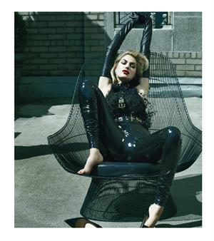Kate Upton for Vogue Italy