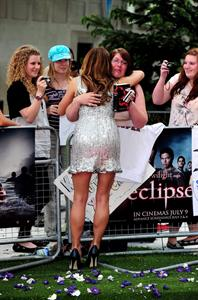 Ashley Greene Twilight Eclipse Premiere in London on July 1, 2010