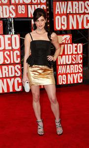 Ashley Greene attending the MTV Video Music AwardsAshley Greene mtv video music awards