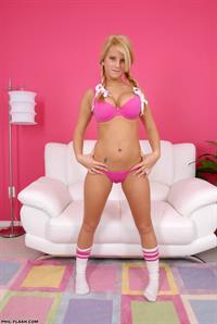 Kimmy Makenzie in lingerie
