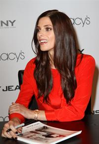 Ashley Greene at Macy's Herald Square on March 29, 2012