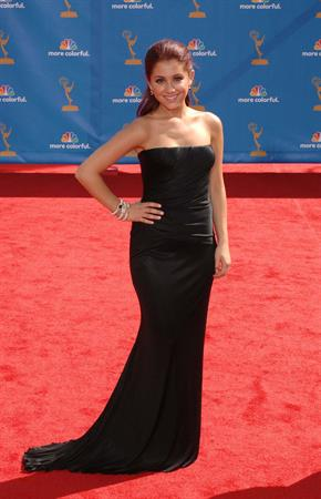 Ariana Grande 62nd annual Primetime Emmy Awards on August 29, 2010