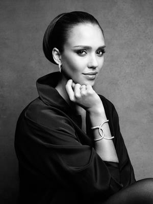 Jessica Alba Patrick Demarchelier photoshoot 2011