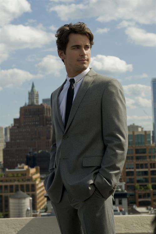 Matt Bomer looking super hot in a suit