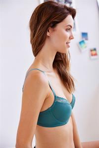 Veronica Zoppolo in lingerie