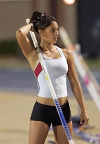 American Olympic Javelin Thrower