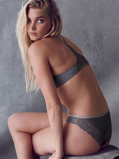 Elsa Hosk in lingerie