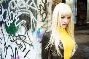 Lyz Brickley - Magik Cosplay