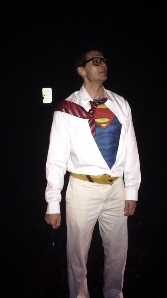 Clark Kent/Superman
