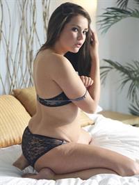 Allie Haze in lingerie
