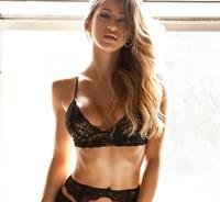 Cindy Prado in lingerie