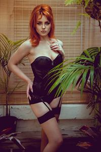 Miss Madison Louise in lingerie