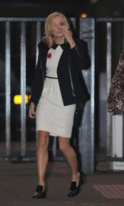 Pixie Lott outside ITV Studios in London 10/24/12