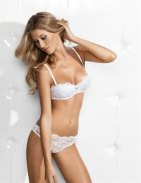 Olga Kent in lingerie