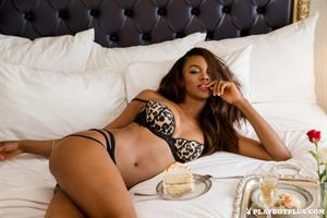 Playboy Cybergirl - Eugena Washington Nude Photos & Videos at Playboy Plus!