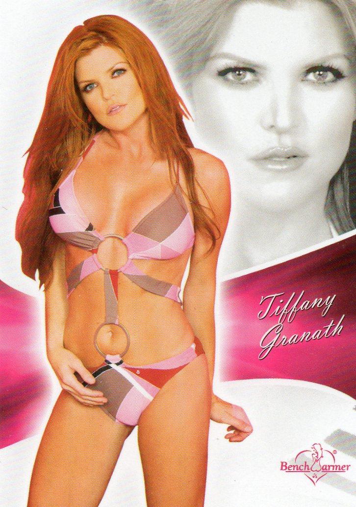 Tiffany Granath in a bikini