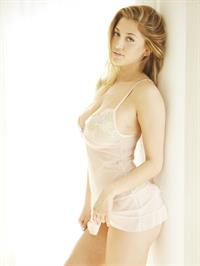 Lindsey Kevitch in lingerie