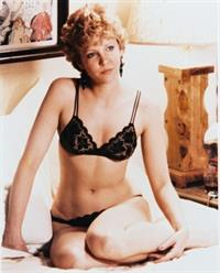 Nancy Allen in lingerie