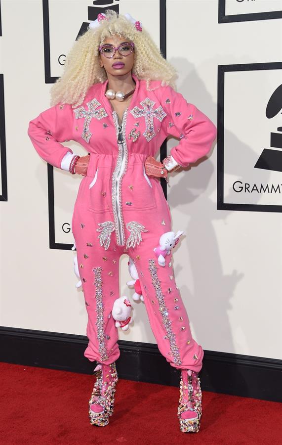 Dencia 2016 Grammy Awards