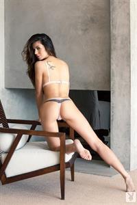 Audrey Nicole in lingerie - ass
