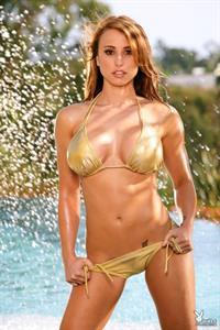Tiffany Ryan in a bikini