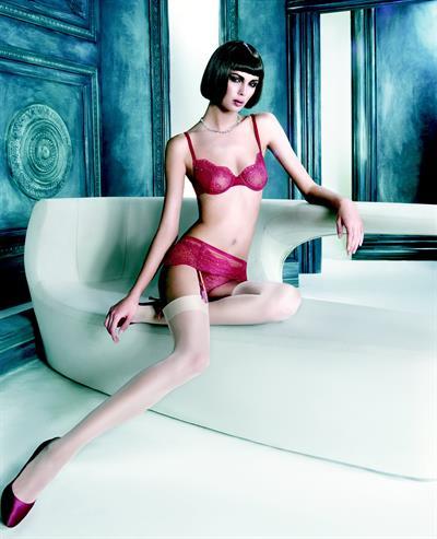 Mia Rosing in lingerie