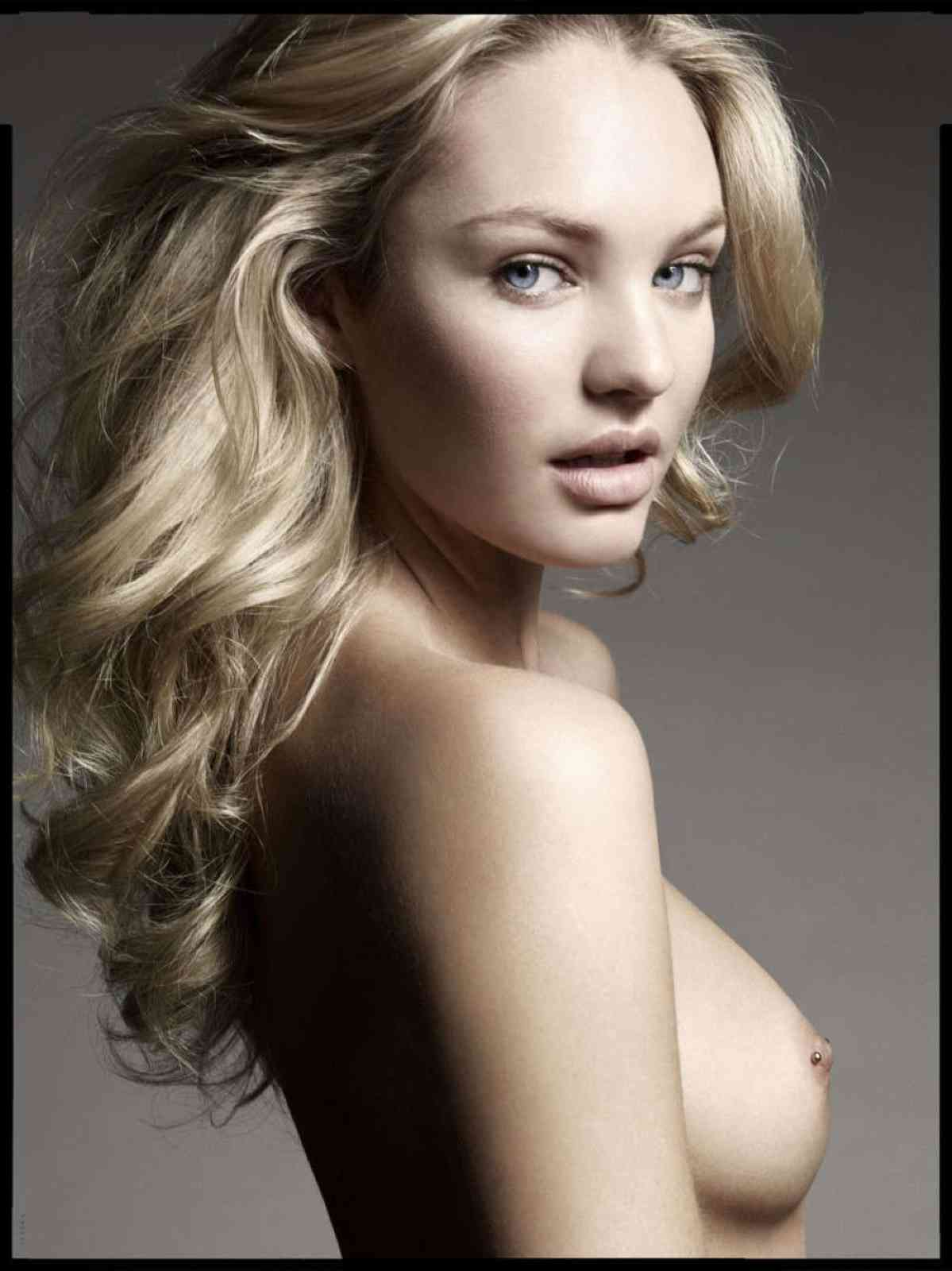 Candice Swanepoel - breasts