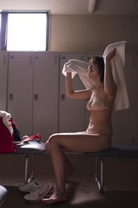 Ami Inamura in lingerie