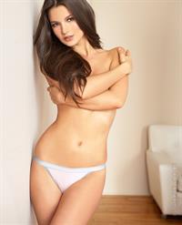 Lina Shekhovtsova in lingerie