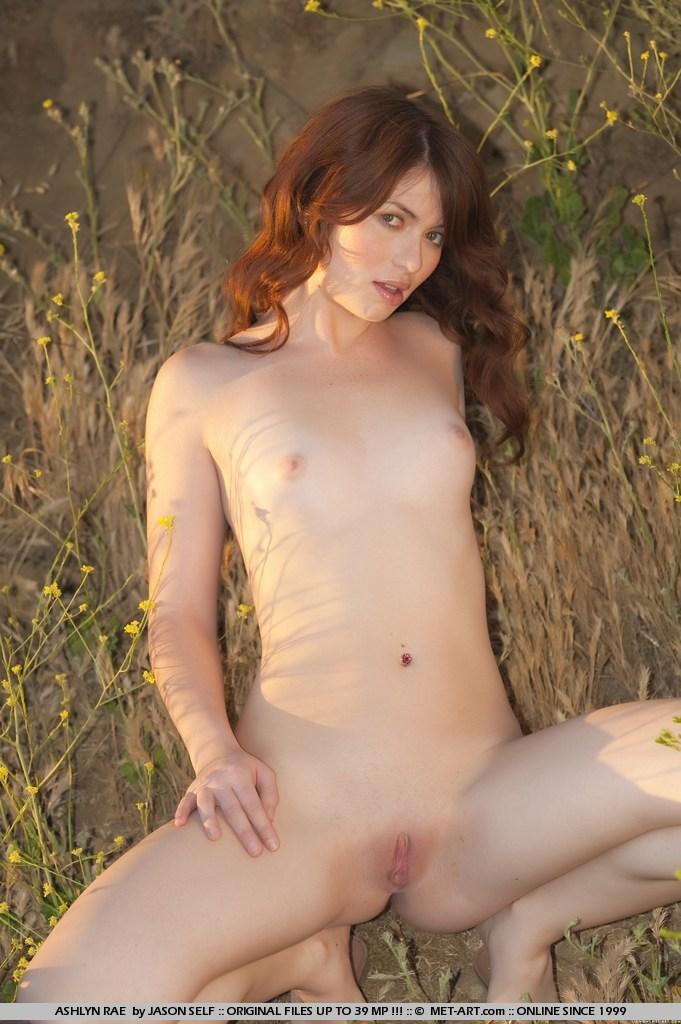 Ashlyn Rae - pussy and nipples
