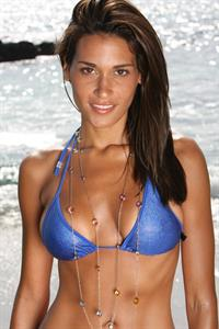 Kelly Brannigan in a bikini